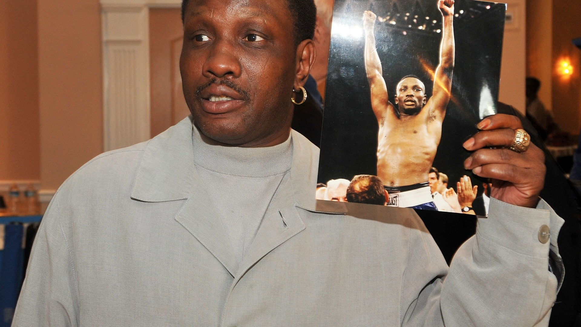 "Boxing Champion Pernell ""Sweet Pea"" Whitaker Dead After Being Struck By Vehicle in Virginia"