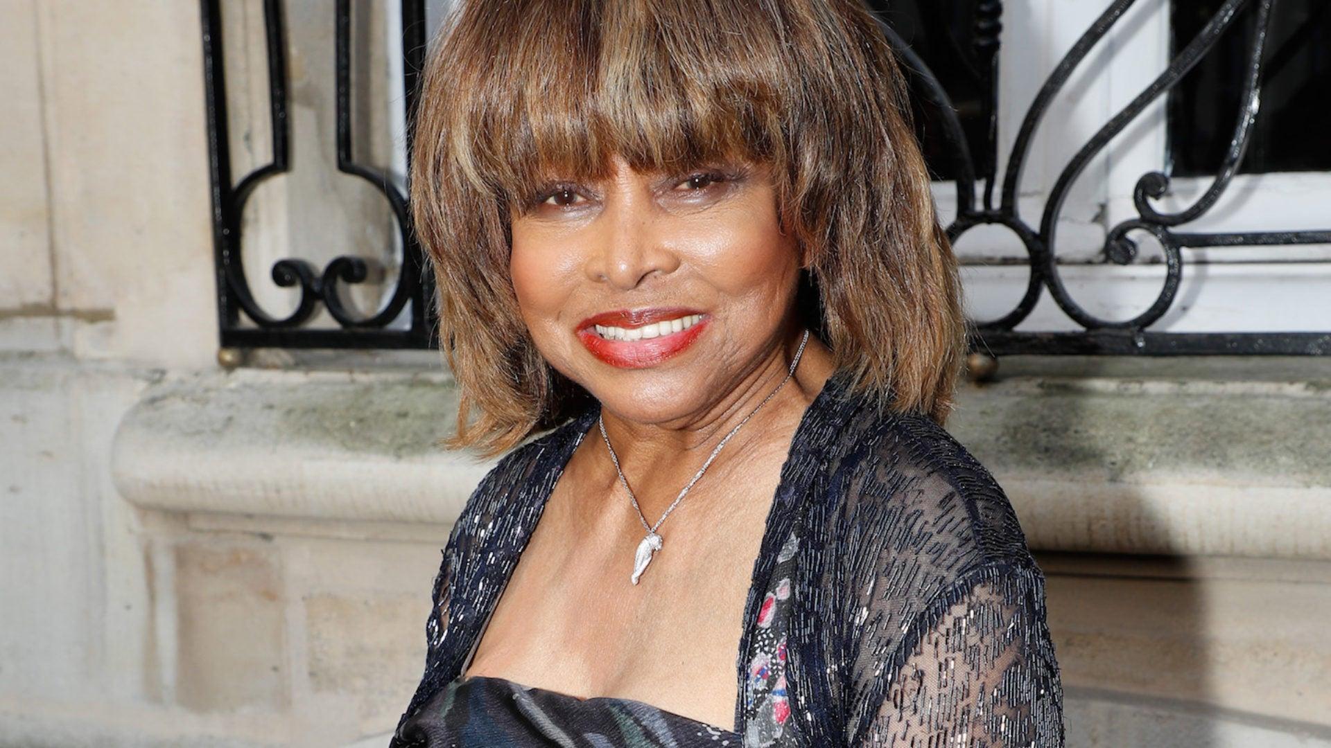 Tina Turner Says Ex-Husband Ike Turner 'Was Very Good To ...