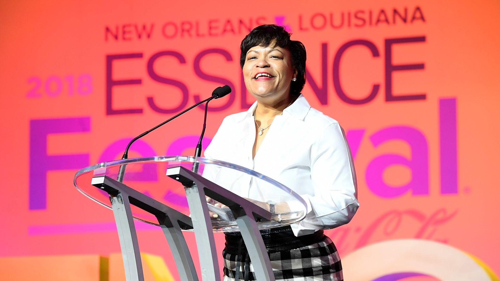NOLA Mayor LaToya Cantrell Wants City Residents To Feel Essence Festival Impact