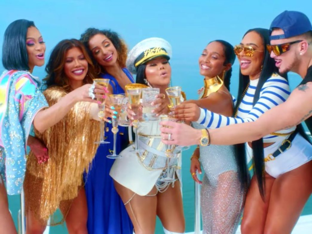 The Ladies Of VH1's 'Girls Cruise' Prove That Age Is Just A Number When It Comes To Beauty