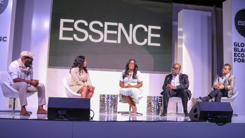 Inaugural Global Black Economic Forum Launches  With Messages Of Empowerment