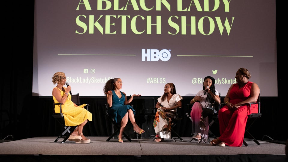 Issa Rae And Robin Thede  Are Bringing Black Girl Comedy To HBO As You've Never Seen It Before