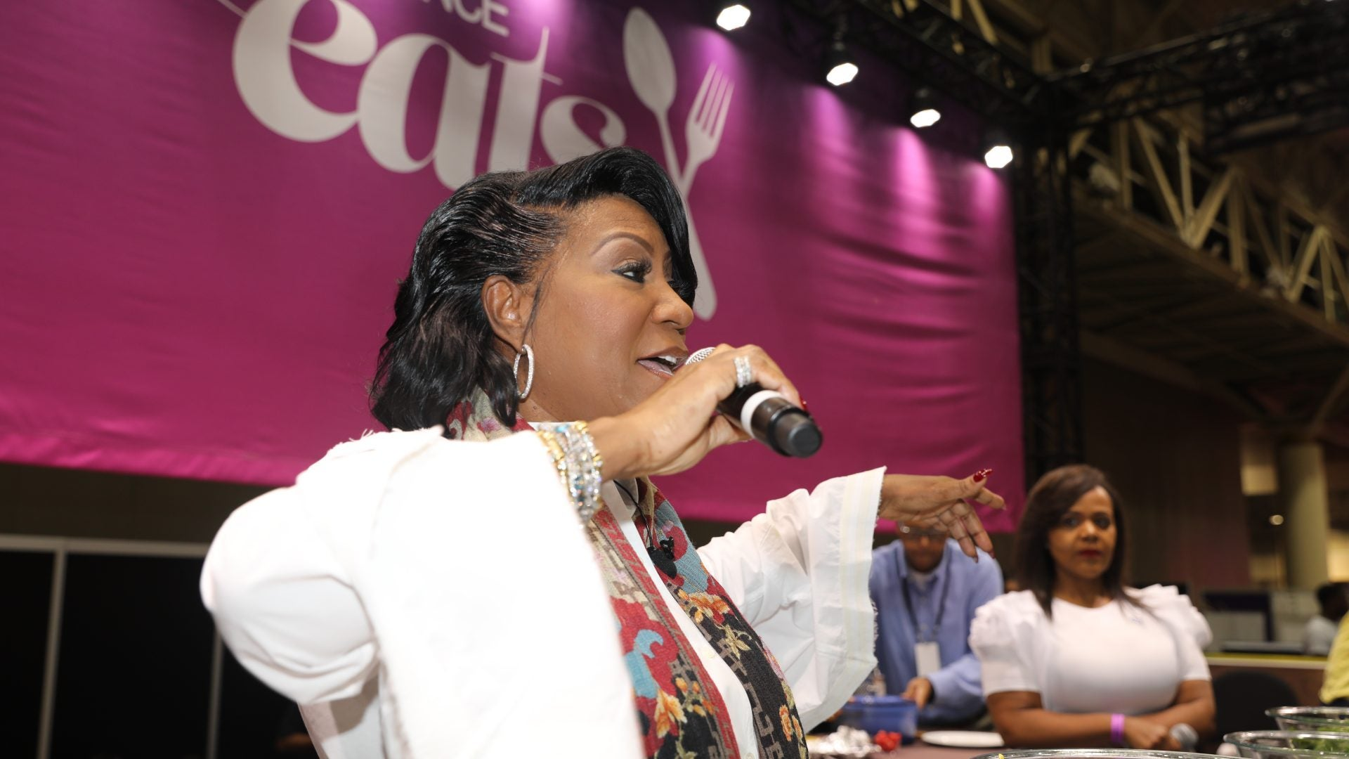 Patti LaBelle Introduces New Frozen Soul Food Line