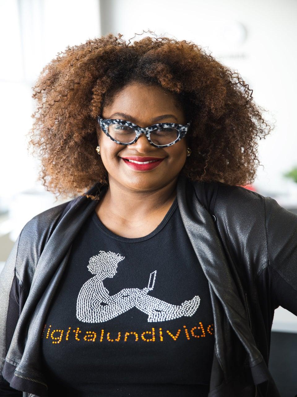 Meet Kathryn Finney The Fairy Godmother of Tech Start-ups