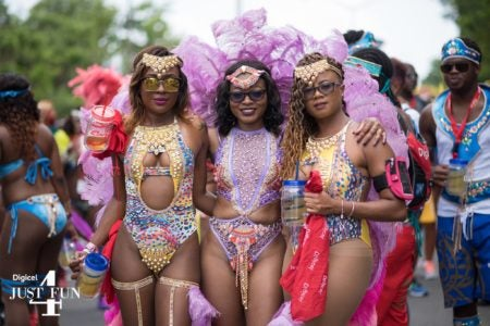 Live It Up: Get On Badder Than Bad at St. Lucia Carnival 2019