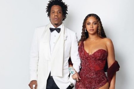 Beyoncé Stuns In Custom Gown At Jay-Z's Niece's Birthday Party