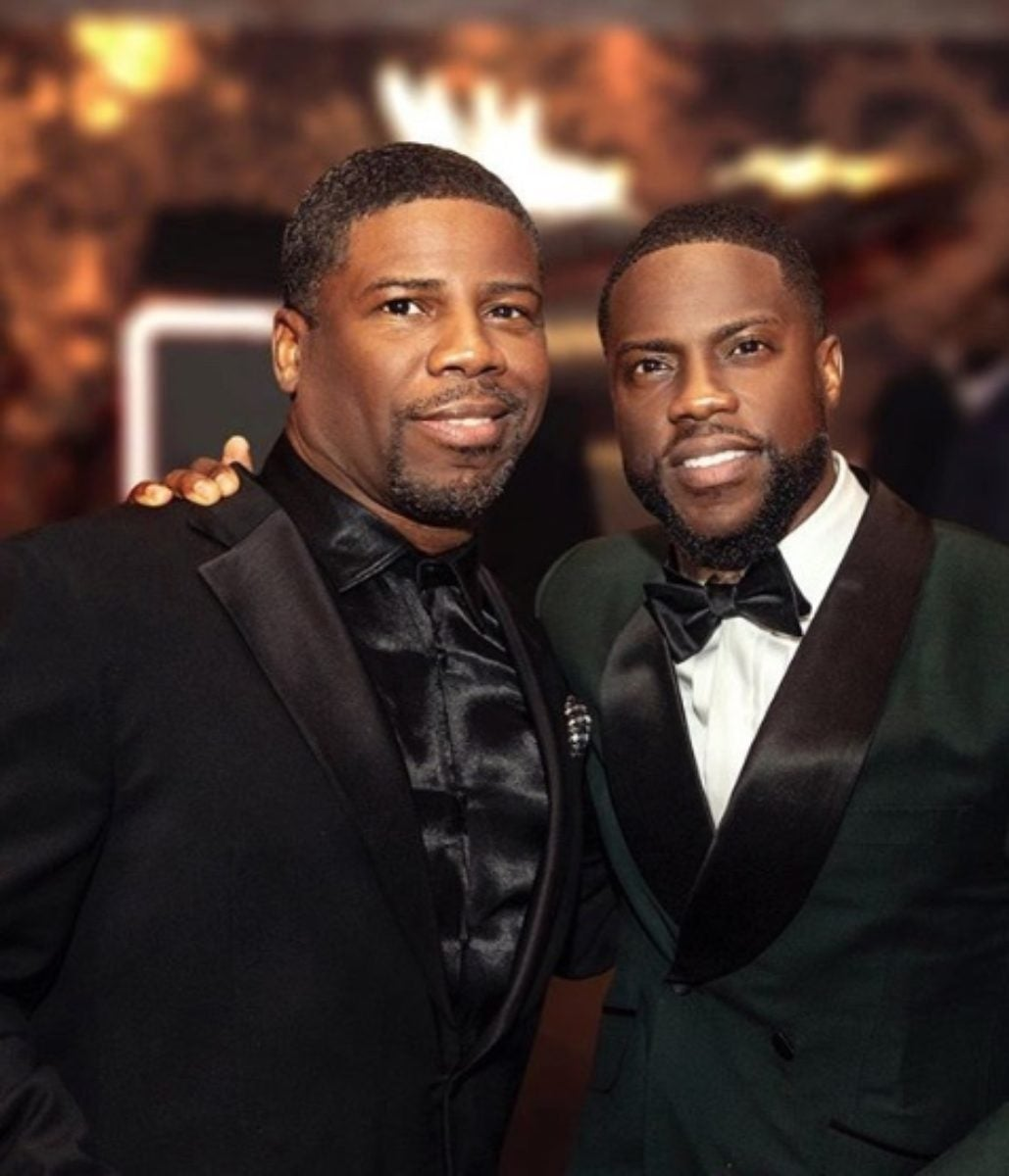 The Stars Were Out To Celebrate Kevin Hart S 40th Birthday