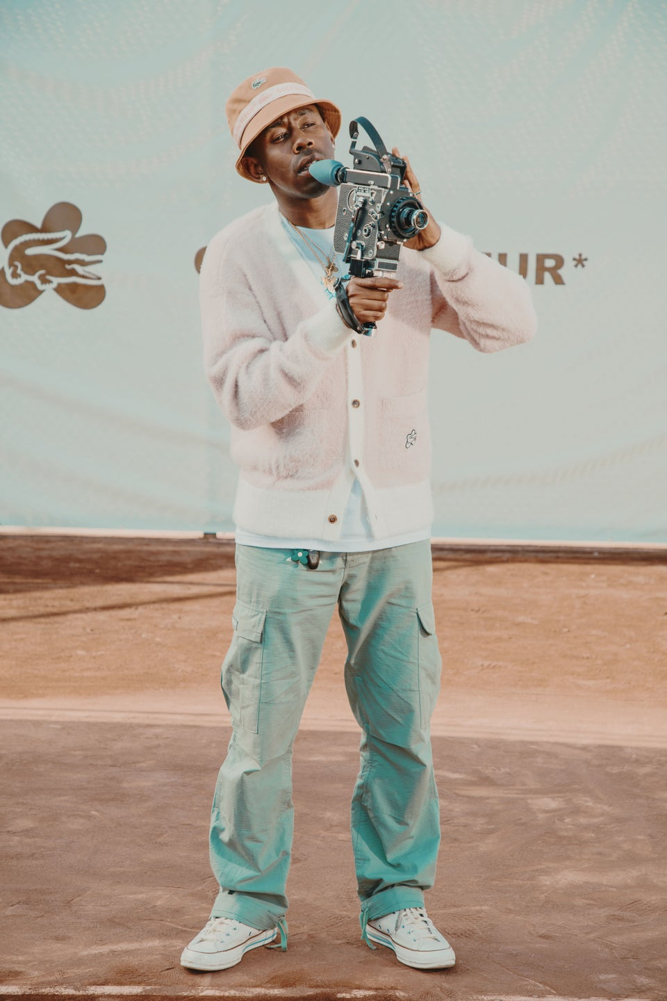 Tyler, The Creator's Golf Le Fleur Teams Up With Lacoste On Capsule Collection