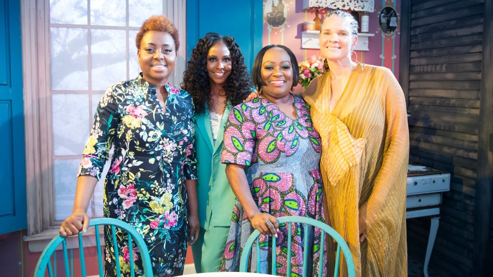SheaMoisture Celebrates Our Hair Heritage With A Pop-Up Social Club
