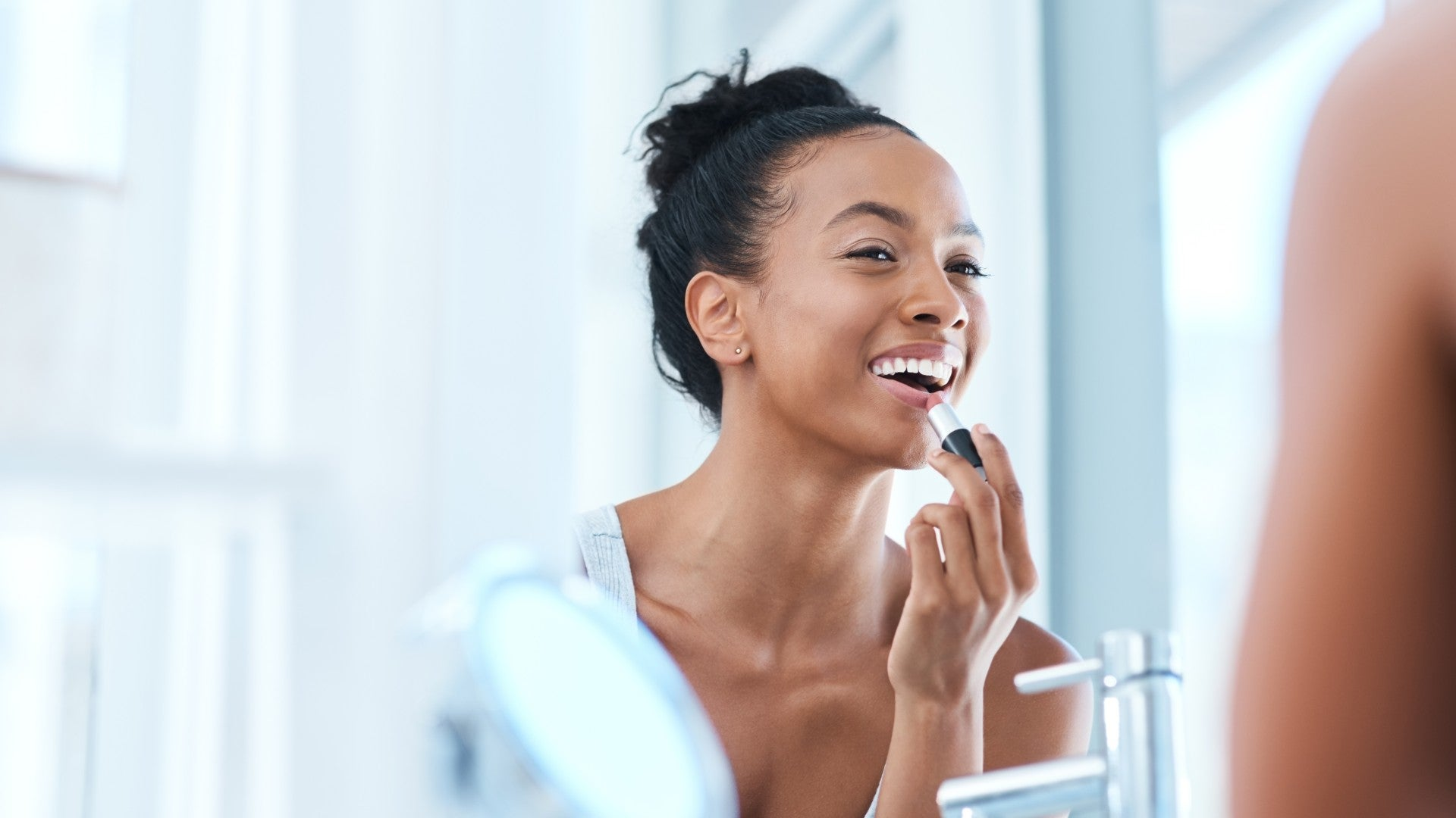 This Easy Summer Shade Is The Most Popular Lipstick Color Amongst Black Women