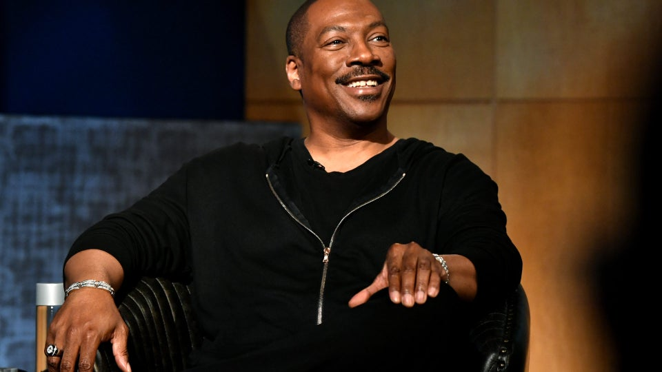 Eddie Murphy Calls His Previous Homophobic Comments 'Ignorant'