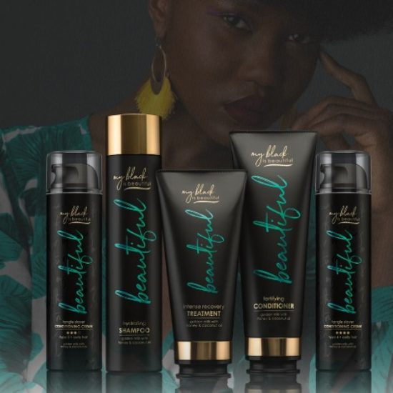 Procter & Gamble's My Black Is Beautiful Launches Hair Care Line With Sally Beauty