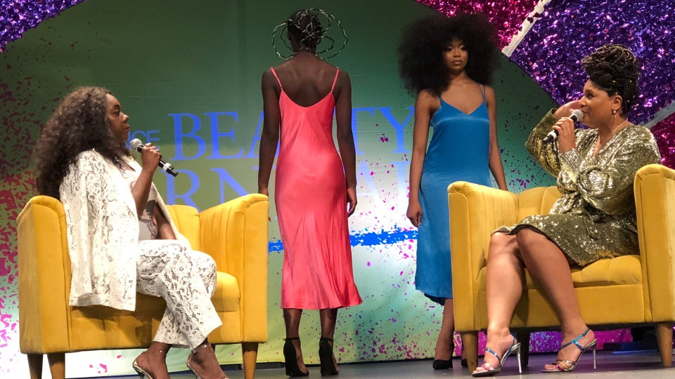 Nai'vasha Johnson Shares The Big Hair Trend Of The Year