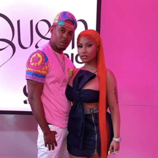 Nicki Minaj Hints At Being Married And Pregnant In New Chance The Rapper Collab. Could It Be True?