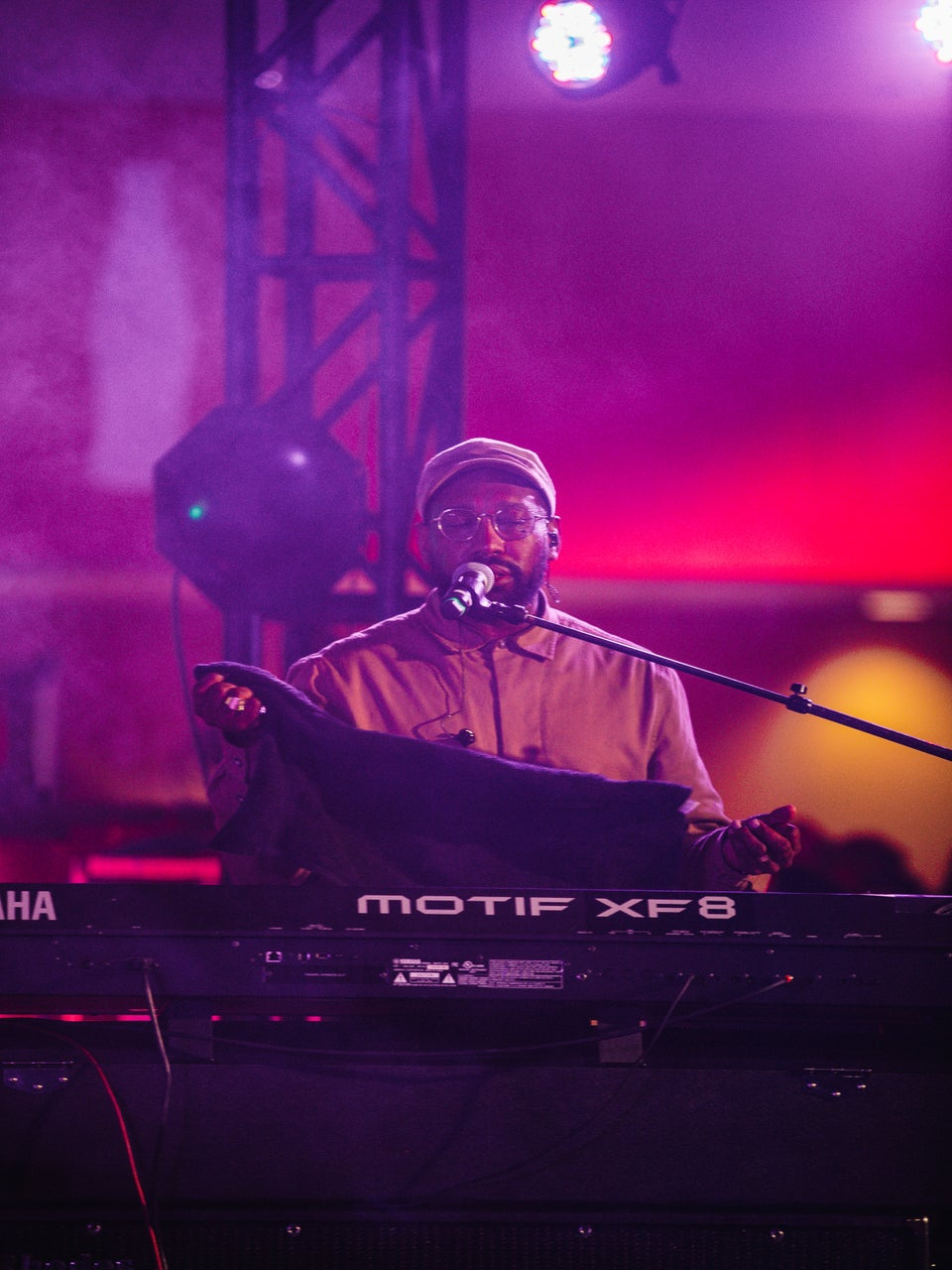 PJ Morton Gave The Essence Fest Crowd Some Southern Hospitality With A Live Album Recording You Have To See