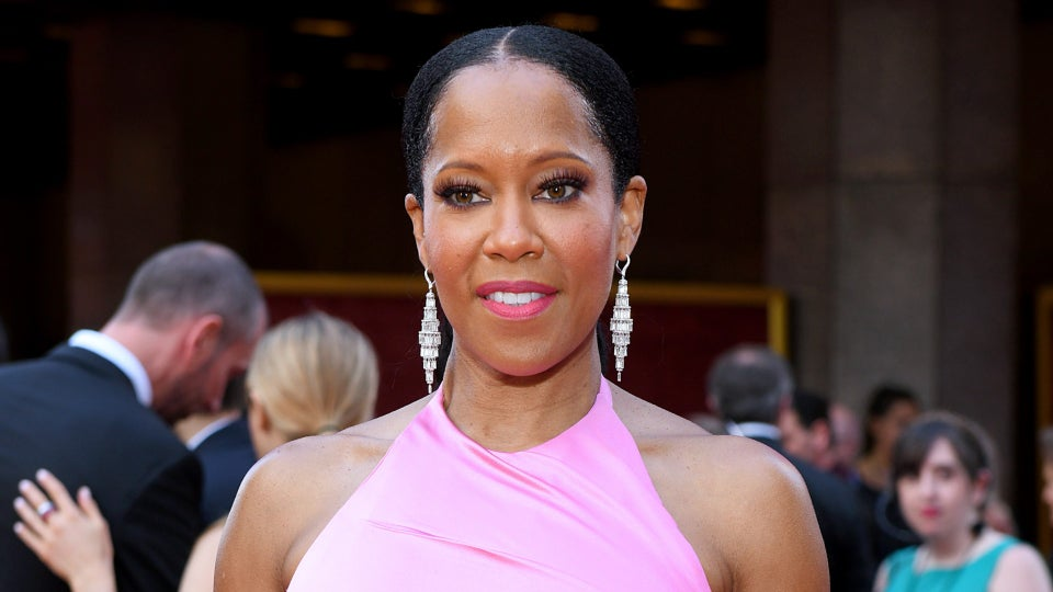 Regina King's Afro Puffs Just Made Our Friday