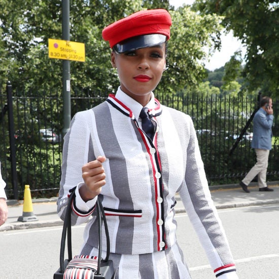 Janelle Monáe, Cardi B, Lala Anthony, And More Celebs Out And About