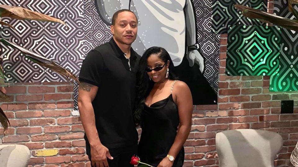 Toya Wright Gets Surprise Date Night From Robert Rushing