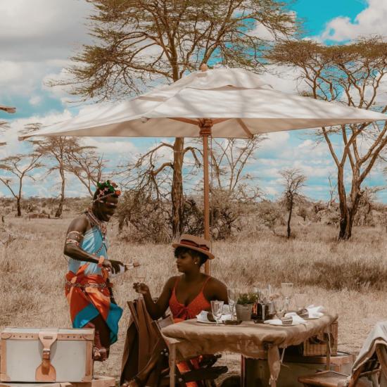 Black Travel Vibes: This Luxurious Kenyan Safari Is Anything But Basic