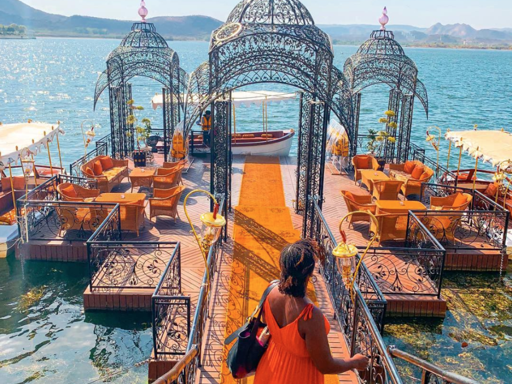 Black Travel Vibes: The Gorgeous Lakes Of Udaipur Are Fit For A Queen