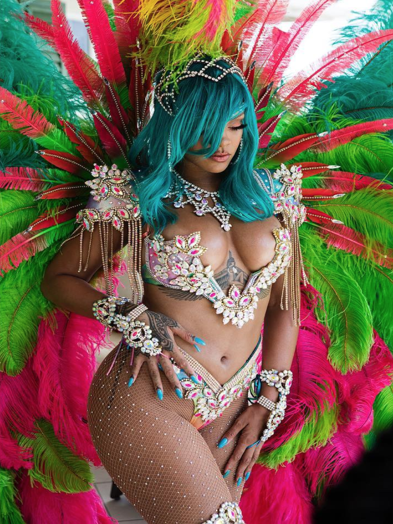 Rihanna Announces Her Return To Barbados Crop Over And We're Ready To Mash It Up