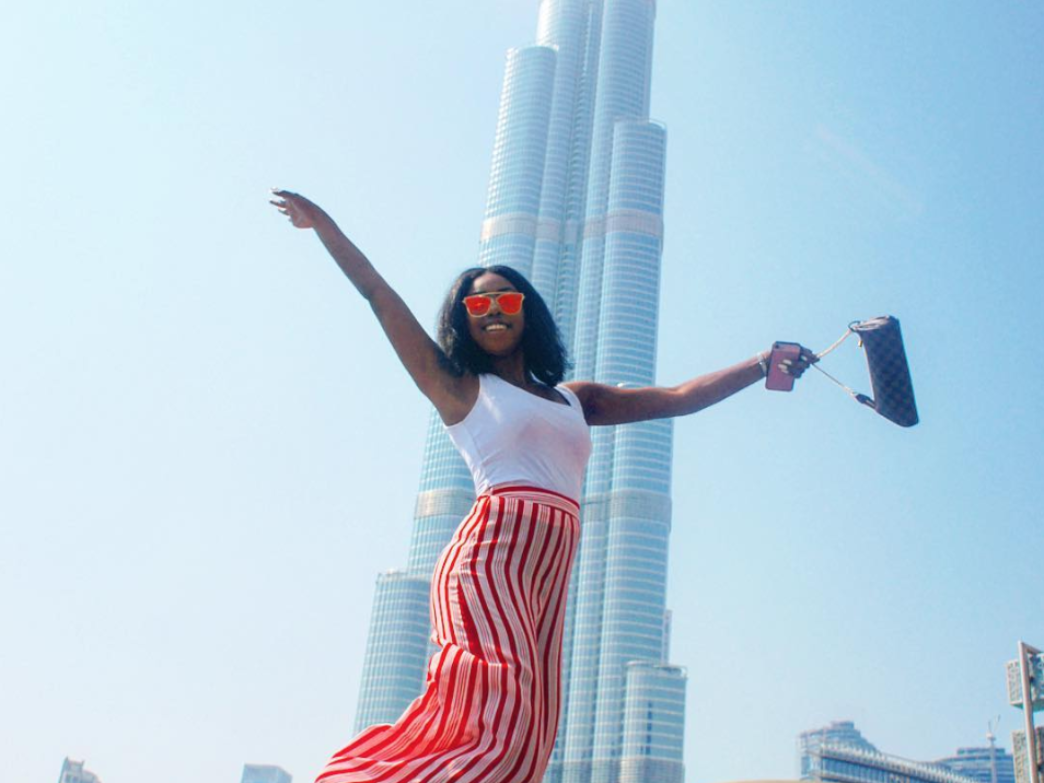 Black Travel Vibes: This Dubai Escape Will Make You Jump For Joy (And Book A Flight)