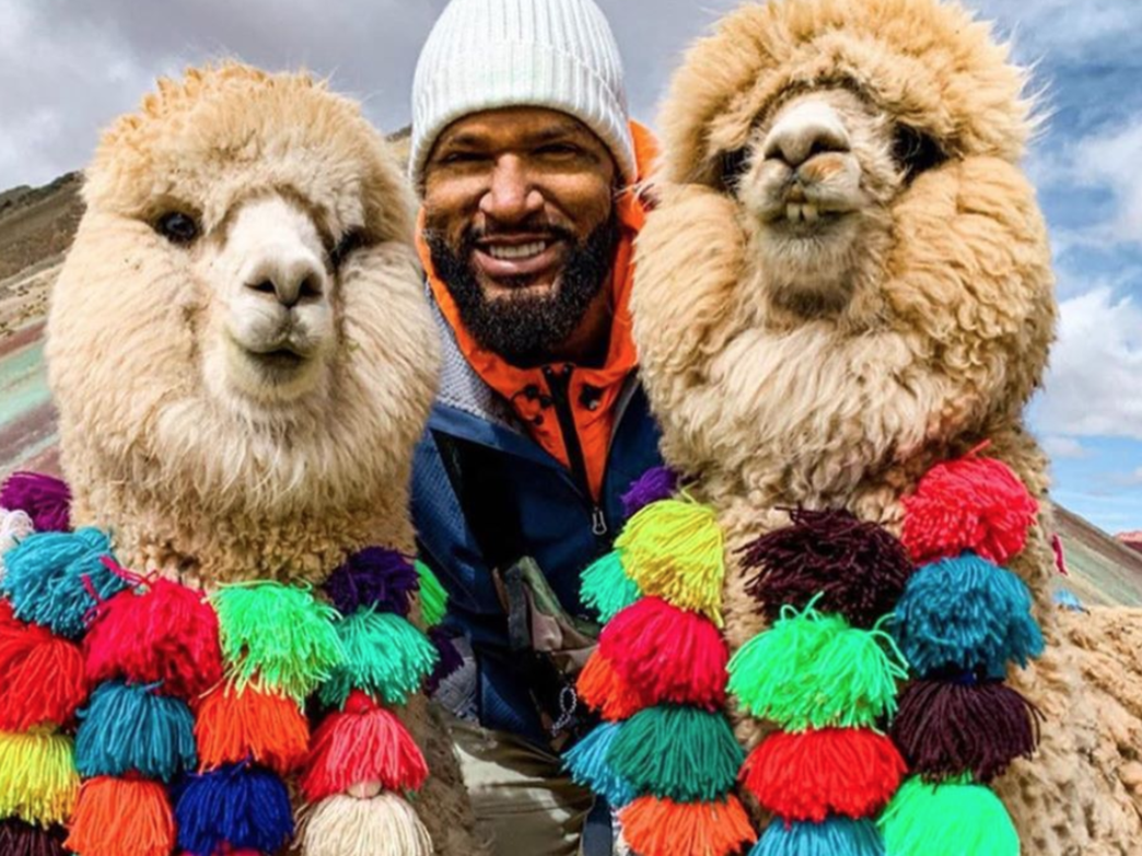Passport To Adventure! These Travelers Were All Smiles Exploring The Wonders Of Peru