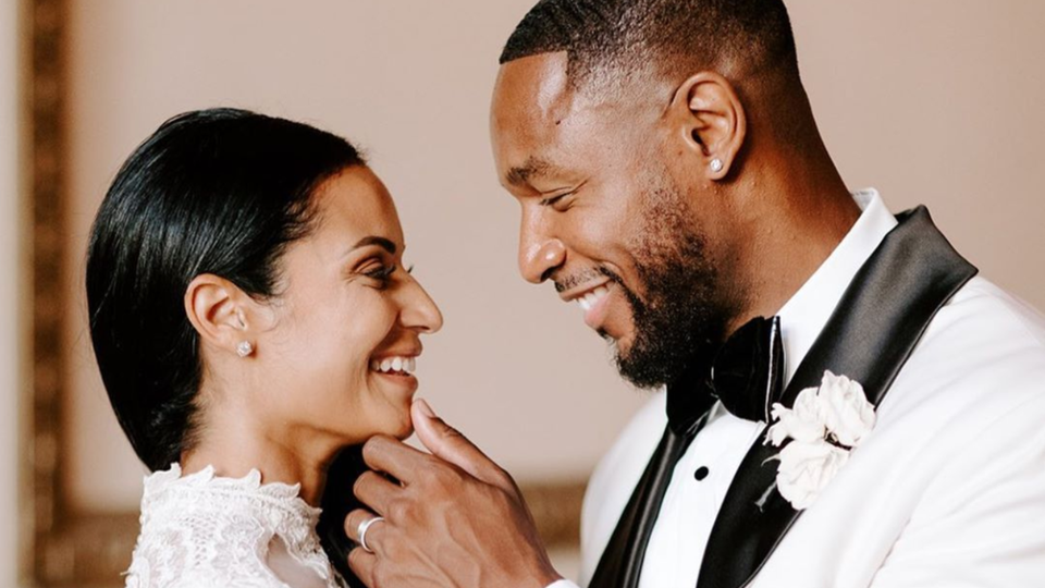 Tank and Wife Zena Foster's One Year Wedding Anniversary Video Is As Sweet As Pie