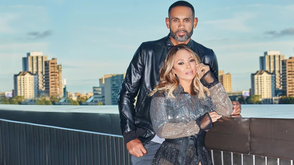 Grant Hill and Tamia Celebrate Their 20th Wedding Anniversary