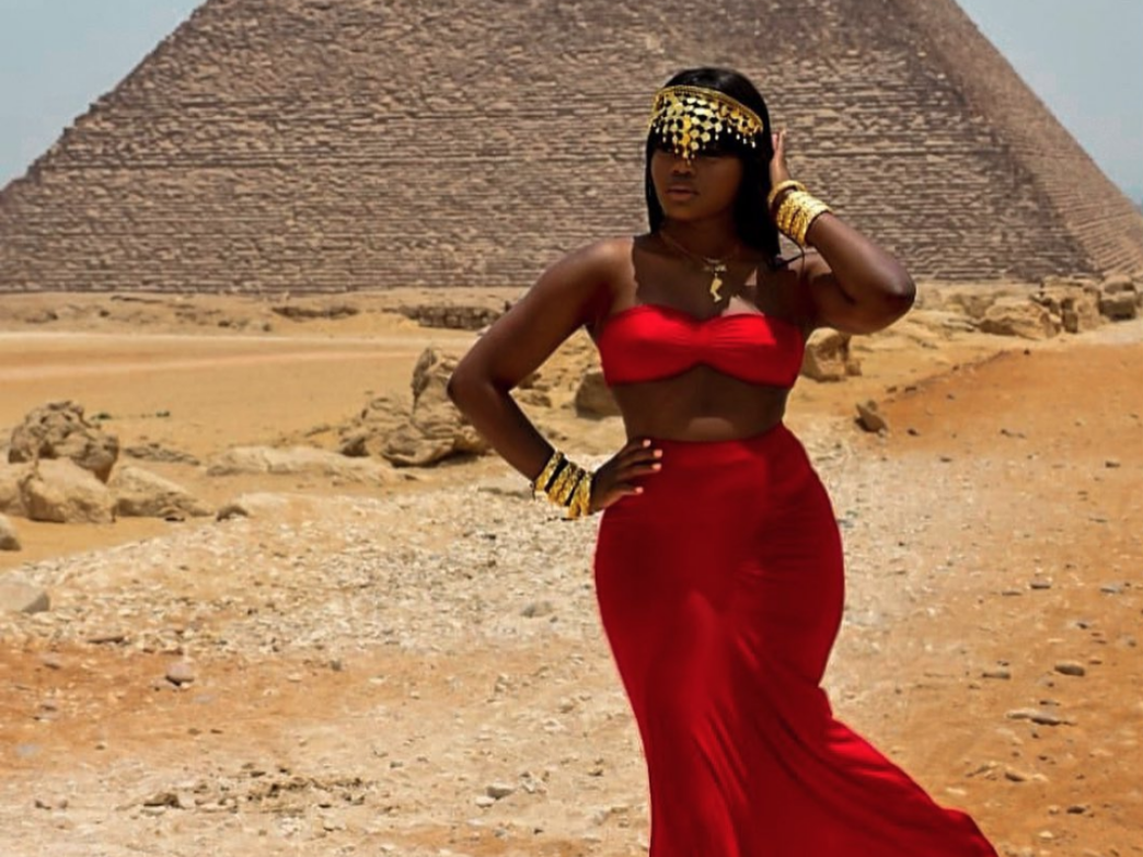 Black Travel Vibes: Live Like A Queen Amongst Egypt's Ancient Wonders