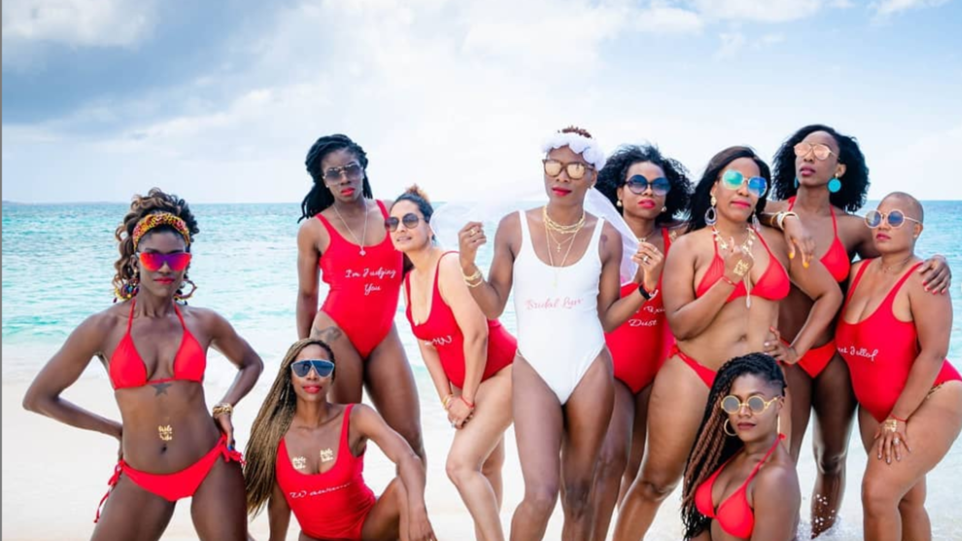 Culture Critic and Author Luvvie Ajayi's Bachelorette Trip To Anguilla Gave Us Major Squad Goals
