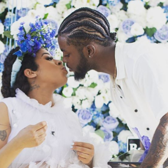Keyshia Cole's Baby Shower Was So Sweet