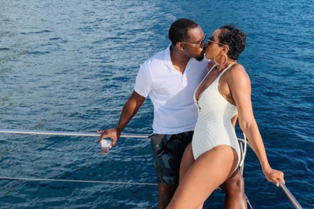 LeToya Luckett and Husband Tommicus Walker Are On A Romantic ...