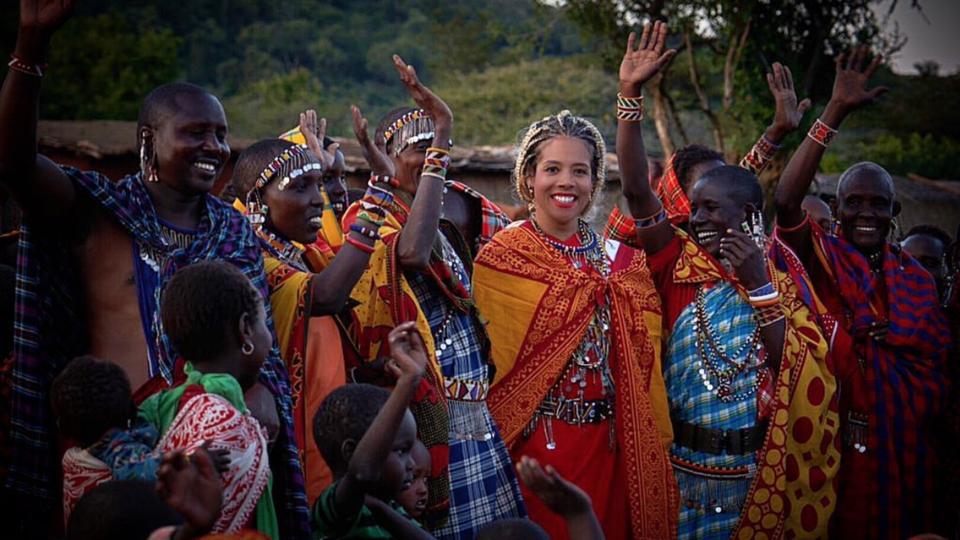Kelis' Kenyan and Tanzanian Escape Has Us Longing For Mama Africa