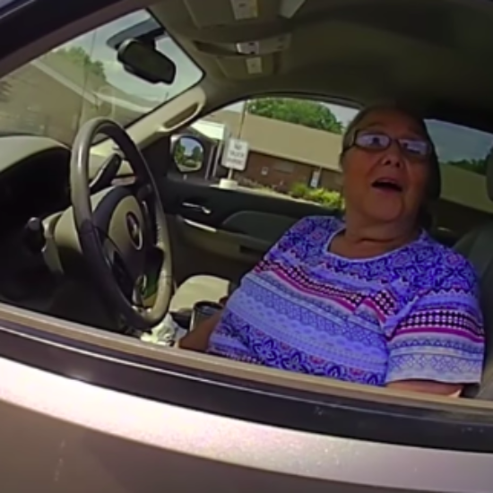 White Woman Lives After Evading Arrest, Kicking Oklahoma Police Officer