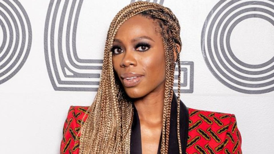 'Insecure' Star Yvonne Orji Is A Bombshell In Blond Box Braids