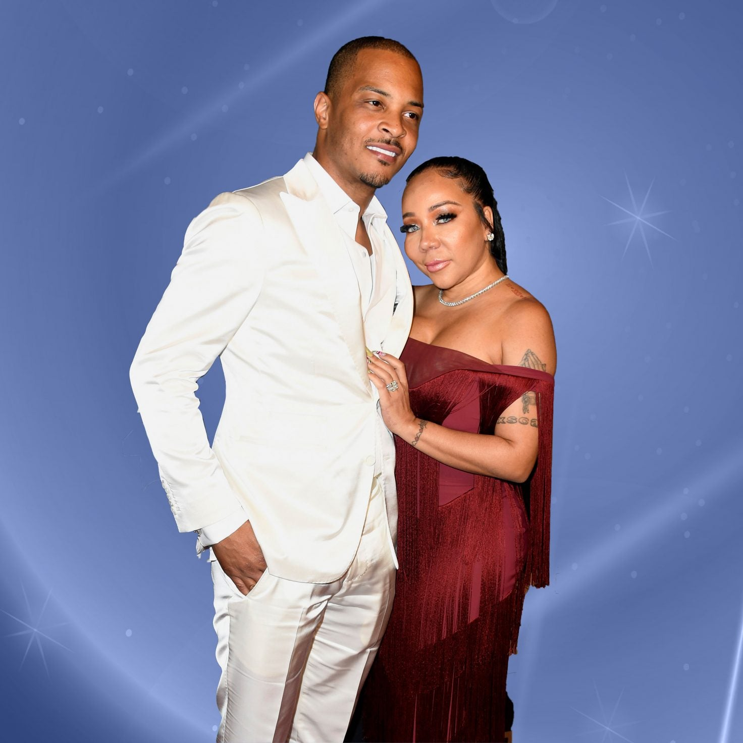 T.I. Spoiled His Wife Tameka 'Tiny' Harris With This Lavish Birthday Surprise