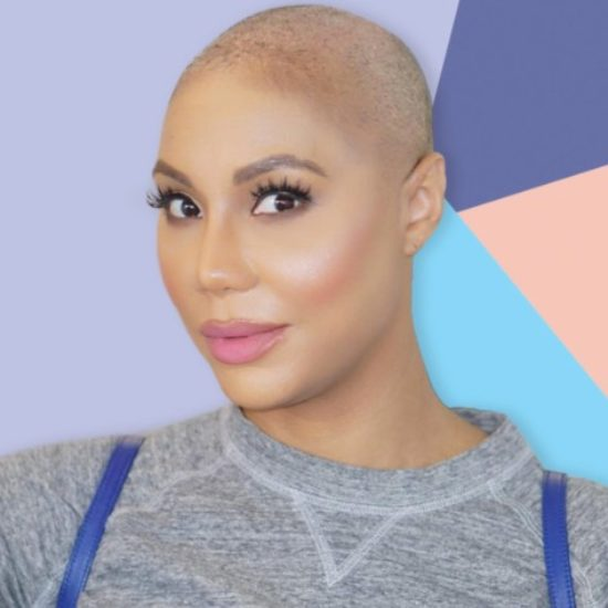 Tamar Braxton's Essence Festival Performance Hair Is A Platinum Dream