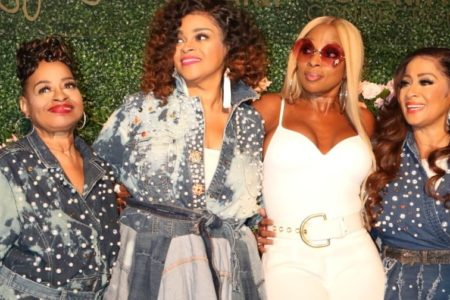 WATCH: Mary J. Blige Joins The Clark Sisters & The Cast Of Their ...