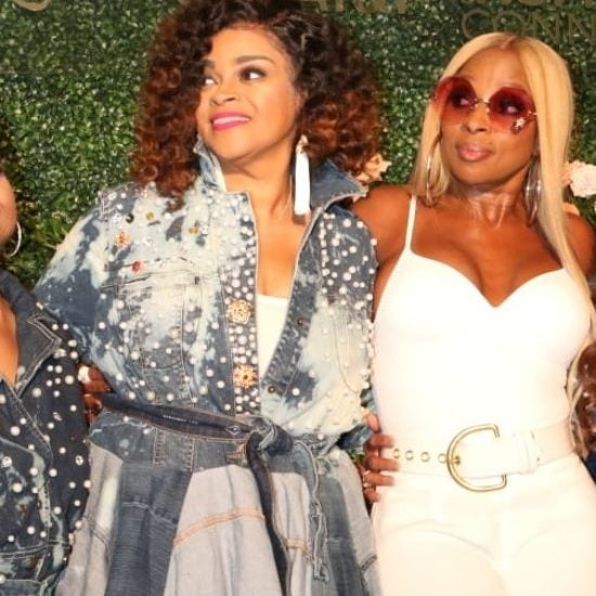 WATCH: Mary J. Blige Joins The Clark Sisters & The Cast Of Their Biopic For An Emotional Conversation At Essence Fest