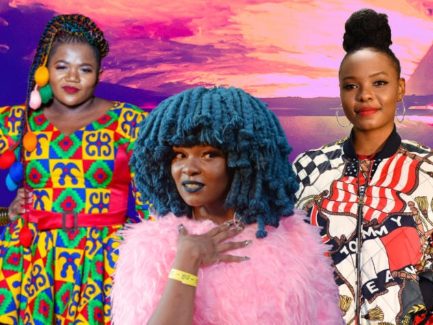 'It's a Big Moment For Africa': Meet The African Women Featured In Beyoncé's 'The Lion King: The  Gift'