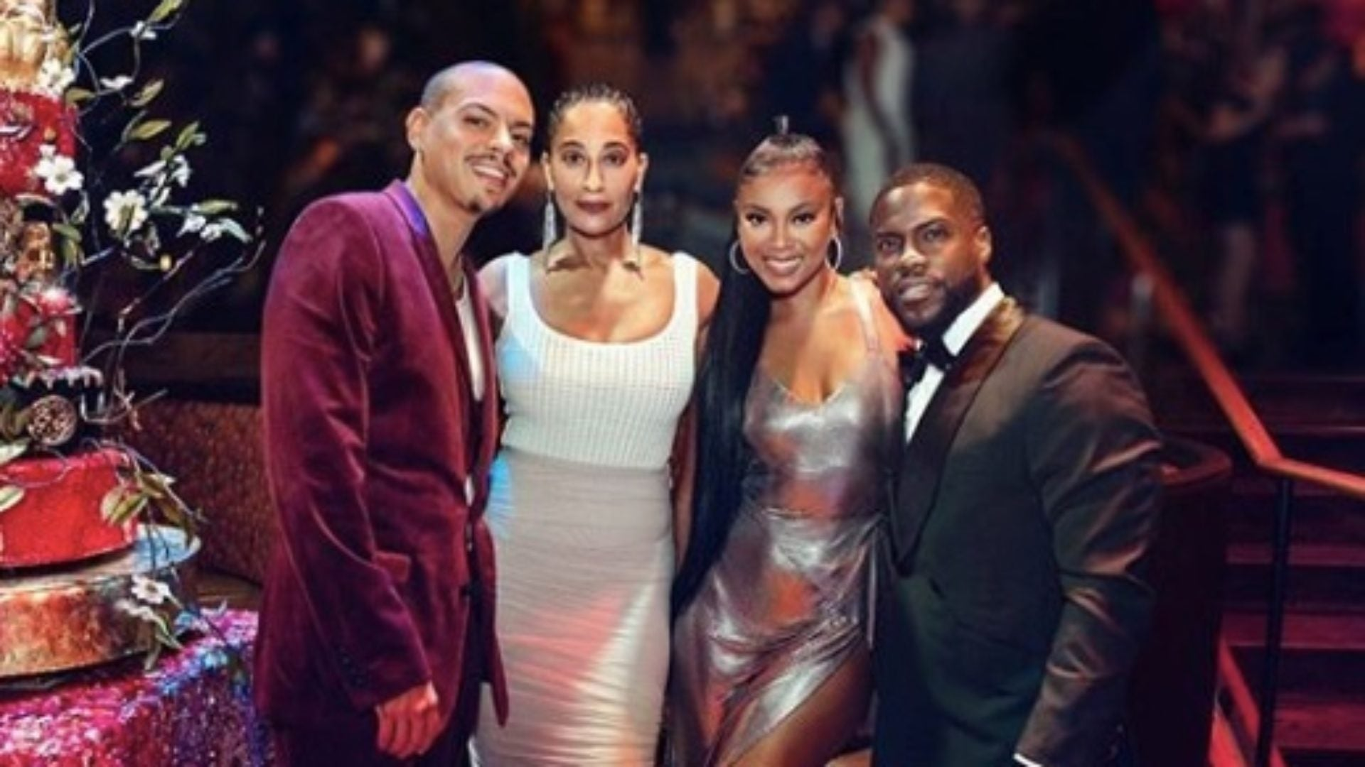 The Stars Were Out To Celebrate Kevin Hart's 40th Birthday