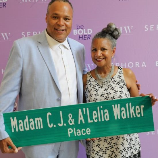 Madam CJ And A'Lelia Walker Way In Harlem Is Finally Official