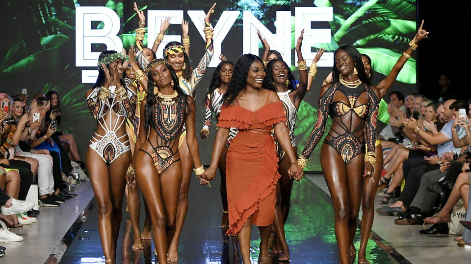 Bfyne Presented The Best Runway Show At Miami Swim Week