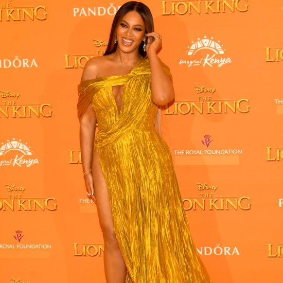 Beyoncé Wore This Vietnamese Designer For The London Lion King Premier