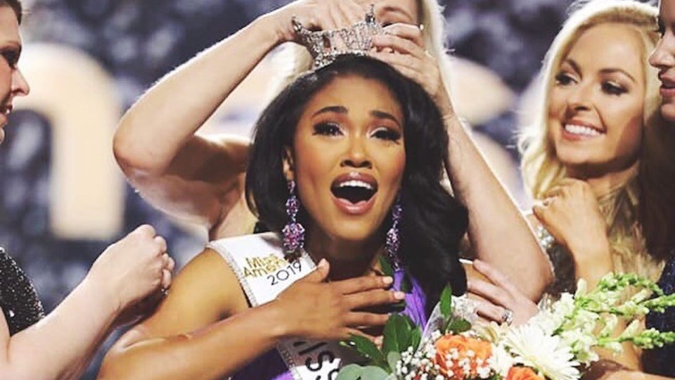 Brianna Mason Becomes First Black Miss Nashville