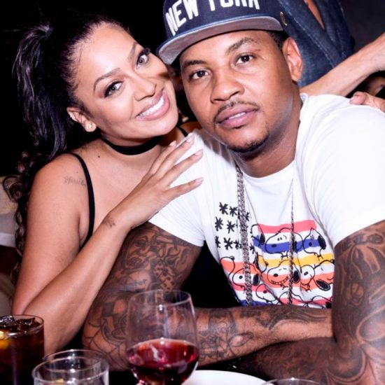 La La Anthony In 'Legal Discussions' As She Contemplates Future With Carmelo Anthony