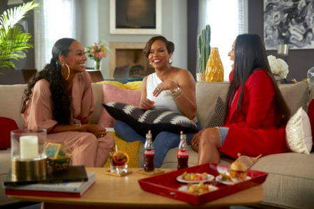 Keri Hilson, LeToya Luckett and Eudoxie Bridges Talk Black Women Celebrating and Supporting Each Other