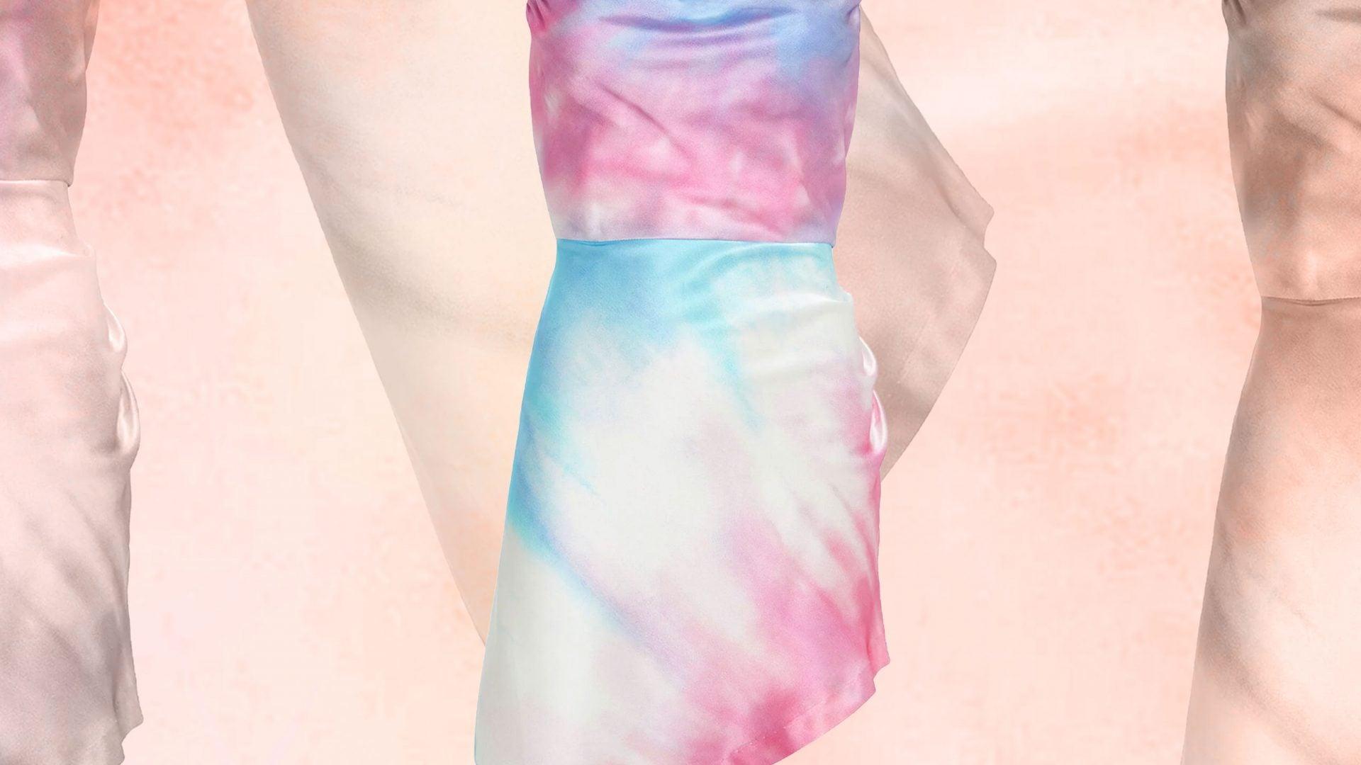 What I Screenshot This Week: The Bad Tie-Dye Slip Dress That Haunts My Dreams
