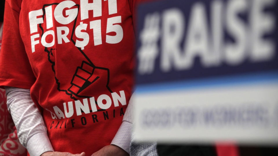 House Democrats Pass Minimum Wage Legislation